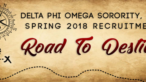 Spring 2018 Recruitment: Road to Destiny