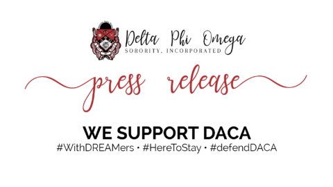 We Support DACA